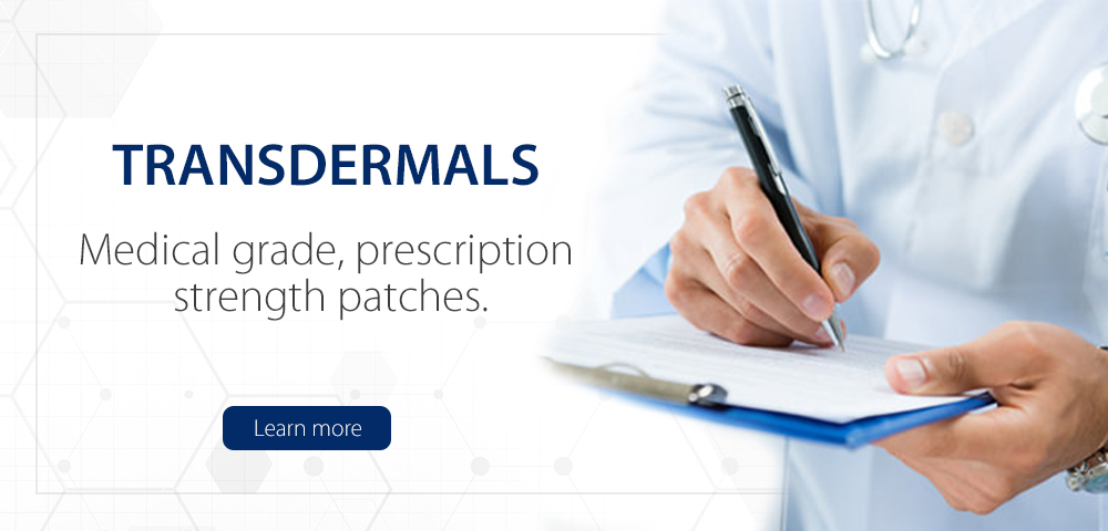 Transdermal and Prescription Strength Patches